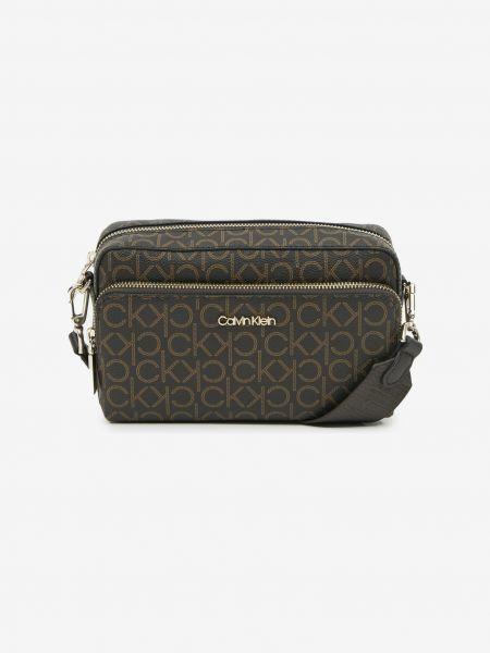 Must Camera Cross body bag Calvin Klein Hnědá 1085750