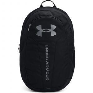 Under Armour UA Hustle Lite Backpack Black / Black / Pitch Gray
