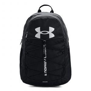 Under Armour UA Hustle Sport Backpack Black / Black / Silver