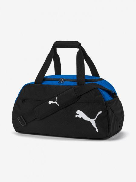 TeamFINAL 21 Small Sportovní taška Puma Černá 810056