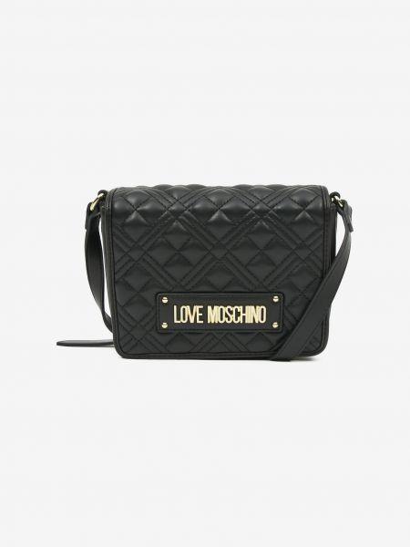 Bail Cross body bag Love Moschino Černá 1087777