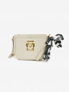 Cross body bag Love Moschino Bílá 1087779