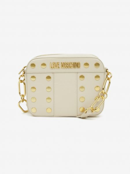 Cross body bag Love Moschino Bílá 1087781