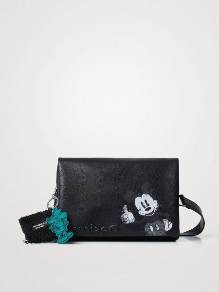 Mickey Dortmund Cross body bag Desigual Černá 1082953