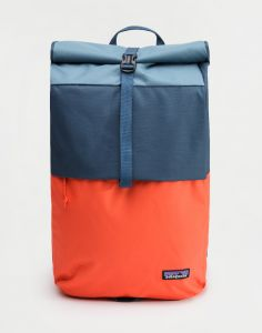 Patagonia Arbor Roll Top Pack Patchwork: Paintbrush Red 30 l