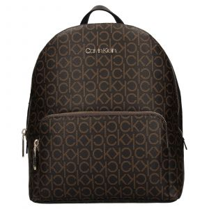 Dámský batoh Calvin Klein Patricias – hnědá