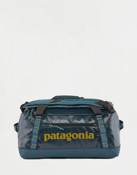 Patagonia Black Hole Duffel 40L Abalone Blue w/Ink Black