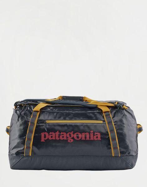 Patagonia Black Hole Duffel 70L Smolder Blue w/Buckwheat Gold