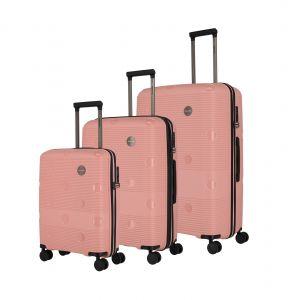 Travelite Smarty 4w S,M,L Pink