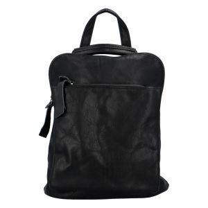 Dámský batoh Paolo Bags Marta – černá