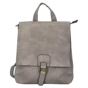 Dámský batoh Paolo Bags Linda – šedá