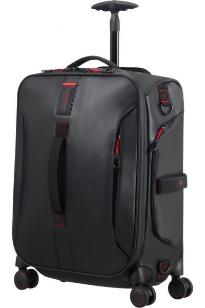 Samsonite Kabinový cestovní kufr Paradiver Light 50 l – černá