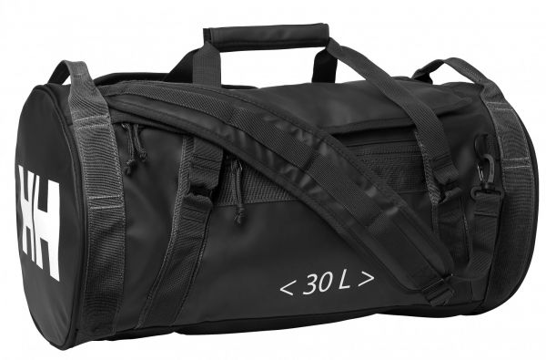 Helly Hansen Duffel Bag 2 30L BLACK