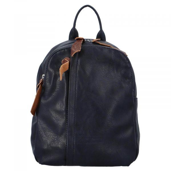 Dámský batoh Paolo Bags Alice – modrá