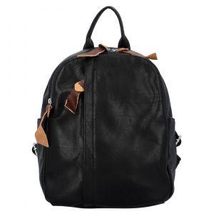 Dámský batoh Paolo Bags Alice – černá