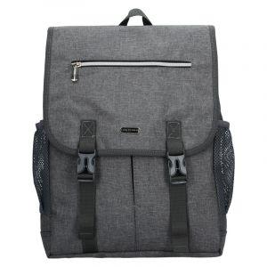Pánský batoh Coveri World Fabian – šedá