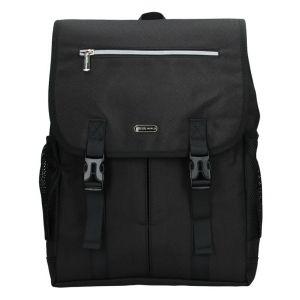 Pánský batoh Coveri World Fabian – černá