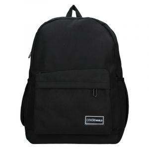Pánský batoh Coveri World Austin – černá