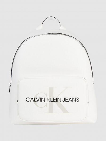 Batoh Calvin Klein Bílá 1101784