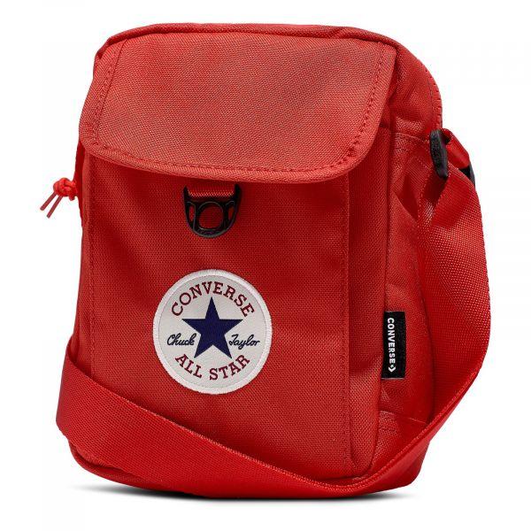 Converse CHUCK TAYLOR PATCH CROSSBODY 2 BAG UNIVERSITY RED