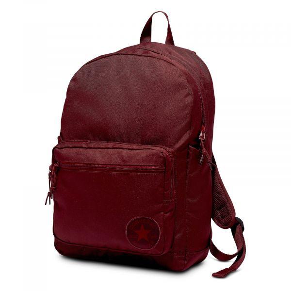 Converse Go 2 Backpack DEEP BORDEAUX