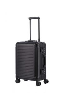 Travelite Kabinový cestovní kufr Next 4w S Black 39 l