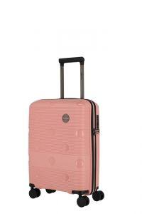 Travelite Kabinový cestovní kufr Smarty 4w S Pink 34 l