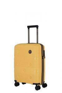 Travelite Kabinový cestovní kufr Smarty 4w S Yellow 34 l