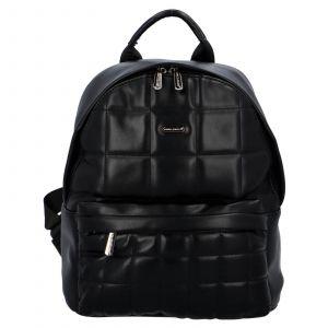 Módní dámský batoh David Jones Izolle – černá