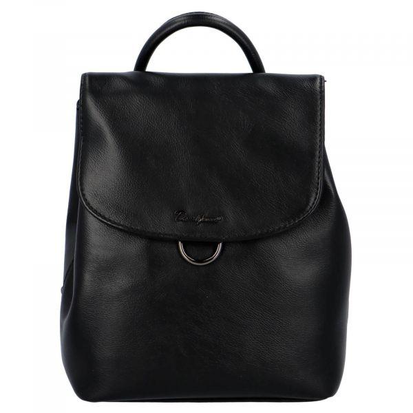 Módní dámský batoh David Jones Jennas – černá