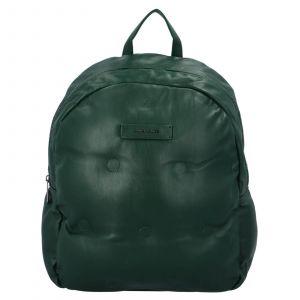 Módní dámský batoh David Jones Maloe – zelená