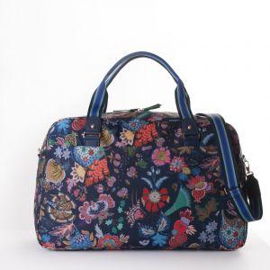 Oilily Amelie Sits Weekender cestovní taška 55 cm Black Iris