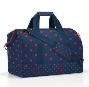 Cestovní taška Reisenthel Allrounder L Mixed dots red