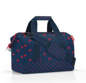 Cestovní taška Reisenthel Allrounder M Mixed dots red