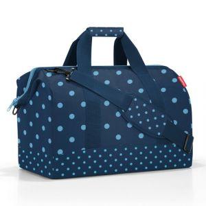 Cestovní taška Reisenthel Allrounder L Mixed dots blue